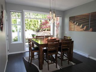 Photo 4: 10 3470 Highland Drive in Coquitlam: Burke Mountain Townhouse for sale : MLS®# R2164105