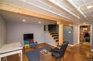 Photo 16: 77 Chestnut Street in Winnipeg: Wolseley Residential for sale (5B)  : MLS®# 1715470