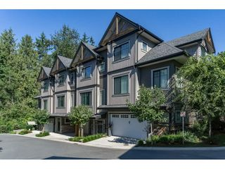 "Photo 1: 7 23709 111A Avenue in Maple Ridge: Cottonwood MR Townhouse for sale in ""FALCON HILLS"" : MLS®# R2192590"