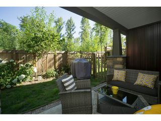 "Photo 2: 7 23709 111A Avenue in Maple Ridge: Cottonwood MR Townhouse for sale in ""FALCON HILLS"" : MLS®# R2192590"