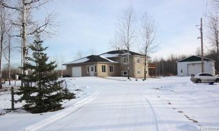Main Photo: 46130 34N Road in La Broquerie: R16 Residential for sale : MLS®# 1724098