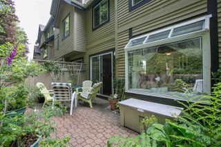 """Photo 17: 23 2736 ATLIN Place in Coquitlam: Coquitlam East Townhouse for sale in """"CEDAR GREEN ESTATES"""" : MLS®# R2226742"""