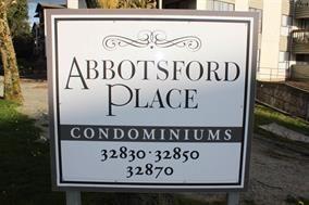 """Photo 3: 304 32870 GEORGE FERGUSON Way in Abbotsford: Central Abbotsford Condo for sale in """"Abbotsford Place"""" : MLS®# R2228359"""