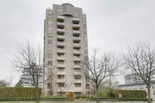"Photo 1: 401 1405 W 12TH Avenue in Vancouver: Fairview VW Condo for sale in ""The Warrenton"" (Vancouver West)  : MLS®# R2236549"