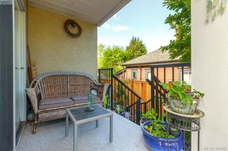 Photo 28: 1 947 Caledonia Avenue in VICTORIA: Vi Central Park Townhouse for sale (Victoria)  : MLS®# 391662