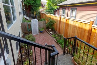 Photo 25: 1 947 Caledonia Avenue in VICTORIA: Vi Central Park Townhouse for sale (Victoria)  : MLS®# 391662