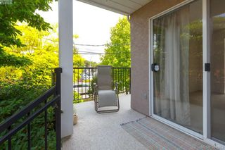 Photo 24: 1 947 Caledonia Avenue in VICTORIA: Vi Central Park Townhouse for sale (Victoria)  : MLS®# 391662