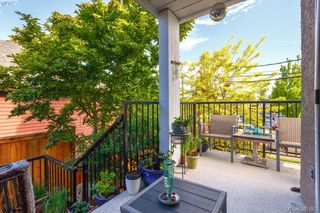 Photo 30: 1 947 Caledonia Avenue in VICTORIA: Vi Central Park Townhouse for sale (Victoria)  : MLS®# 391662