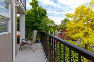 Photo 23: 1 947 Caledonia Avenue in VICTORIA: Vi Central Park Townhouse for sale (Victoria)  : MLS®# 391662