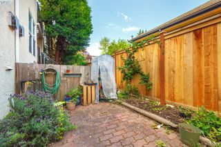 Photo 27: 1 947 Caledonia Avenue in VICTORIA: Vi Central Park Townhouse for sale (Victoria)  : MLS®# 391662