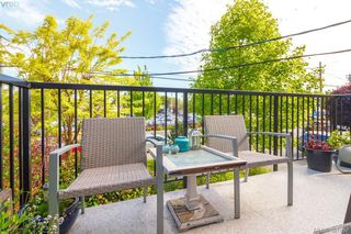 Photo 31: 1 947 Caledonia Avenue in VICTORIA: Vi Central Park Townhouse for sale (Victoria)  : MLS®# 391662