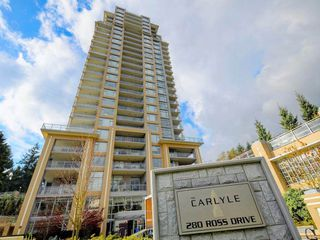 "Photo 1: 2003 280 ROSS Drive in New Westminster: Fraserview NW Condo for sale in ""THE CARLYLE"" : MLS®# R2278422"