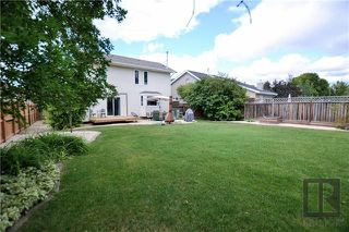 Photo 20: 88 Shillingstone Road in Winnipeg: Whyte Ridge Residential for sale (1P)  : MLS®# 1821682