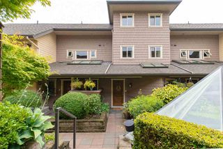 "Photo 2: 5 215 E 4TH Street in North Vancouver: Lower Lonsdale Townhouse for sale in ""Orchard Terrace"" : MLS®# R2297145"