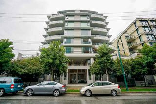 "Photo 1: 602 587 W 7TH Avenue in Vancouver: Fairview VW Condo for sale in ""AFFINITI"" (Vancouver West)  : MLS®# R2309315"