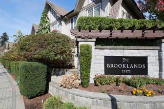 "Main Photo: 41 15175 62A Avenue in Surrey: Sullivan Station Townhouse for sale in ""Brooklands"" : MLS®# R2310121"