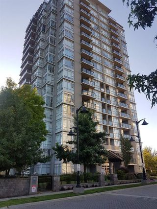 "Main Photo: 707 555 DELESTRE Avenue in Coquitlam: Coquitlam West Condo for sale in ""CORA TOWERS"" : MLS®# R2311817"