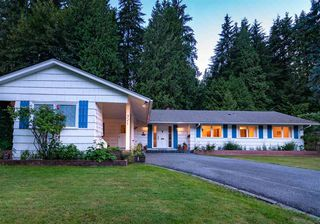 Main Photo: 321 MOYNE Drive in West Vancouver: British Properties House for sale : MLS®# R2319874