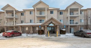 Main Photo: 323 16221 95 Street in Edmonton: Zone 28 Condo for sale : MLS®# E4137967
