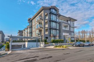 "Main Photo: 206 2393 RANGER Lane in Port Coquitlam: Riverwood Condo for sale in ""FREMONT EMERALD"" : MLS®# R2334492"
