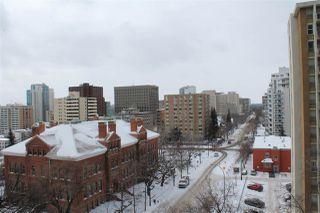 Photo 2: 909 9909 104 Street in Edmonton: Zone 12 Condo for sale : MLS®# E4144797