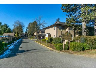 """Main Photo: 134 7325 140 Street in Surrey: East Newton Townhouse for sale in """"NEWTON PARK 2"""" : MLS®# R2344383"""