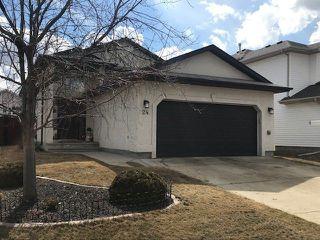 Photo 1: 24 Deacon Place: St. Albert House for sale : MLS®# E4148215
