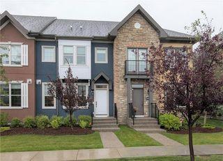 Photo 1: 460 QUARRY PARK Boulevard SE in Calgary: Douglasdale/Glen Row/Townhouse for sale : MLS®# C4236321