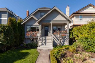 Main Photo: 2011 CREELMAN Avenue in Vancouver: Kitsilano House for sale (Vancouver West)  : MLS®# R2357632