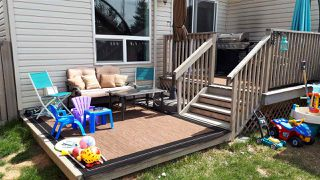 Photo 28: 15710 95 Street in Edmonton: Zone 28 House Half Duplex for sale : MLS®# E4155095