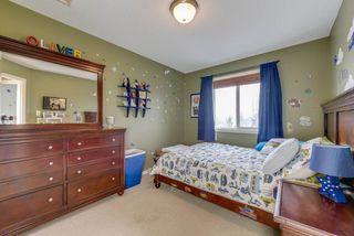 Photo 18: 15710 95 Street in Edmonton: Zone 28 House Half Duplex for sale : MLS®# E4155095