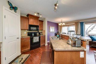 Photo 4: 15710 95 Street in Edmonton: Zone 28 House Half Duplex for sale : MLS®# E4155095