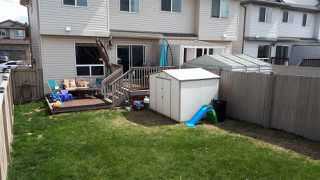 Photo 29: 15710 95 Street in Edmonton: Zone 28 House Half Duplex for sale : MLS®# E4155095