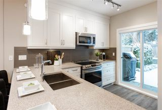 "Photo 4: 104 1405 DAYTON Street in Coquitlam: Burke Mountain Townhouse for sale in ""ERICA"" : MLS®# R2375364"