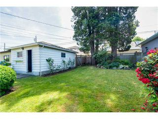 Photo 14: 2714 3RD Ave E in Vancouver East: Renfrew VE Home for sale ()  : MLS®# V1127562