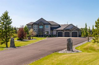 Main Photo: 18 27320 TWP RD 534: Rural Parkland County House for sale : MLS®# E4161732