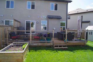 Photo 29: 4224 204 Street in Edmonton: Zone 57 House Half Duplex for sale : MLS®# E4161928