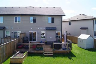 Photo 28: 4224 204 Street in Edmonton: Zone 57 House Half Duplex for sale : MLS®# E4161928