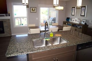 Photo 9: 4224 204 Street in Edmonton: Zone 57 House Half Duplex for sale : MLS®# E4161928