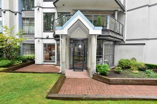 "Main Photo: 112 2978 BURLINGTON Drive in Coquitlam: North Coquitlam Condo for sale in ""THE BURLINGTON"" : MLS®# R2405904"