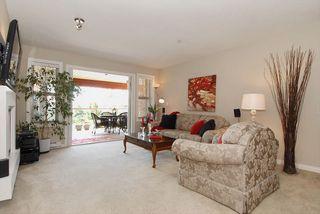 "Photo 3: 206 3355 ROSEMARY Heights in Surrey: Morgan Creek Condo for sale in ""TEHAMA"" (South Surrey White Rock)  : MLS®# F1114447"