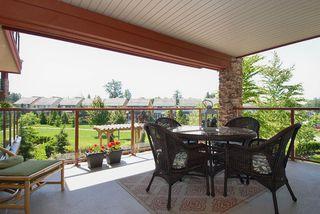 "Photo 10: 206 3355 ROSEMARY Heights in Surrey: Morgan Creek Condo for sale in ""TEHAMA"" (South Surrey White Rock)  : MLS®# F1114447"