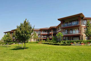 "Photo 1: 206 3355 ROSEMARY Heights in Surrey: Morgan Creek Condo for sale in ""TEHAMA"" (South Surrey White Rock)  : MLS®# F1114447"