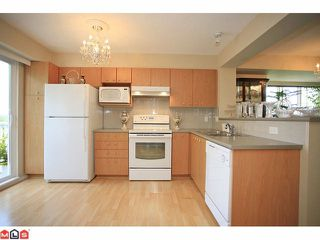 "Photo 4: 36 20560 66TH Avenue in Langley: Willoughby Heights Townhouse for sale in ""Amberleigh II"" : MLS®# F1118211"