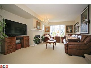 """Photo 2: 36 20560 66TH Avenue in Langley: Willoughby Heights Townhouse for sale in """"Amberleigh II"""" : MLS®# F1118211"""