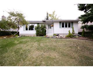 Photo 1: 4815 40 Avenue SW in CALGARY: Glamorgan Residential Detached Single Family for sale (Calgary)  : MLS®# C3494694