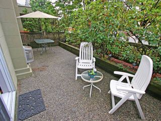 "Photo 10: 101 1990 COQUITLAM Avenue in Port Coquitlam: Glenwood PQ Condo for sale in ""THE RICHFIELD"" : MLS®# V913956"