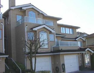 "Photo 1: 1116 O'FLAHERTY GATE BB in Port Coquiltam: Citadel PQ Townhouse for sale in ""SUMMIT"" (Port Coquitlam)  : MLS®# V587638"