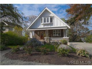 Photo 1: 1516 Pembroke Street in Victoria: Vi Fernwood House for sale : MLS®# 276629