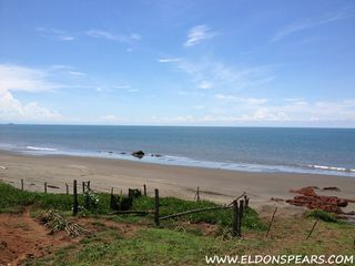 Photo 8: Oceanfront land for sale in Las Tablas